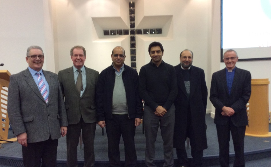 Church Mosque visit
