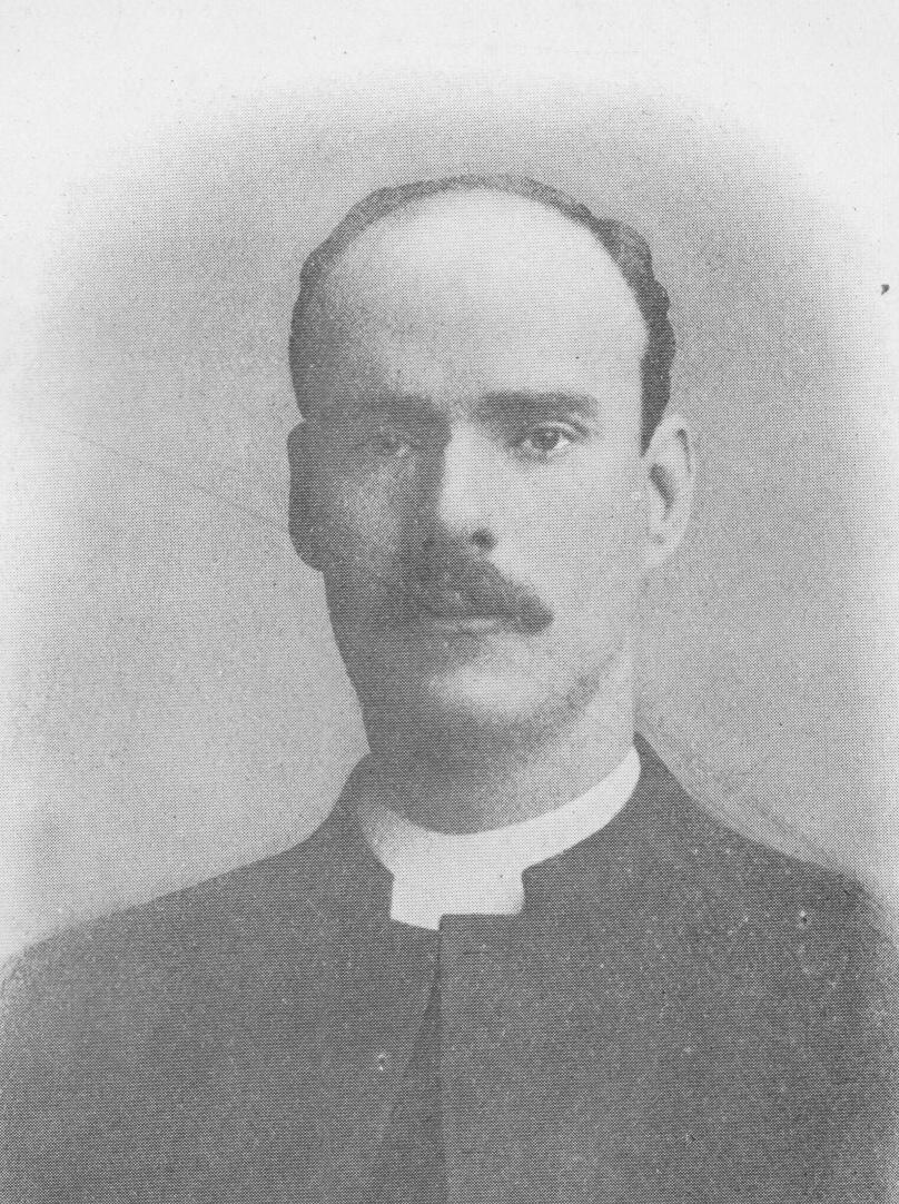 Rev Andrew Hunter