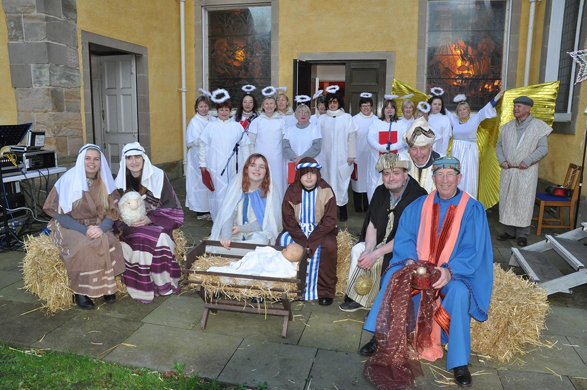 New Laigh Kirk's Bethlehem Experience
