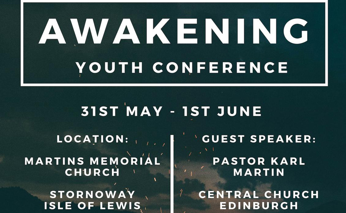 Awakening Youth Conference | The Church of Scotland