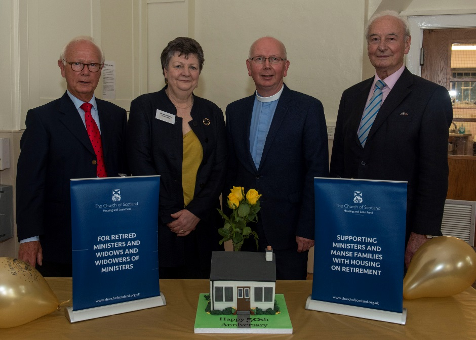 Housing and Loan Fund celebrates 50 years at a lunch during the General Assembly