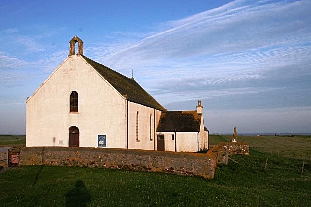Howmore Church