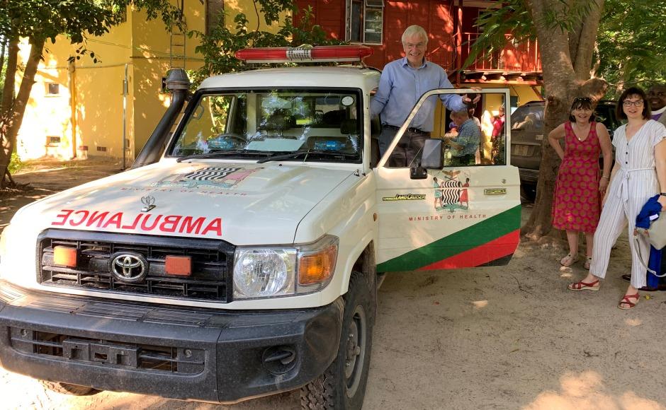 Ambulance Zambia
