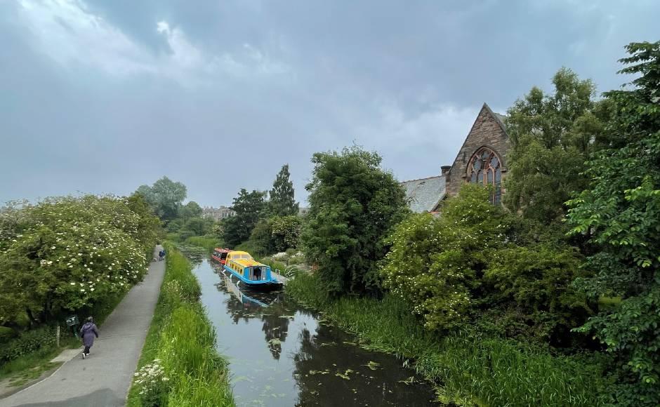 Canal church