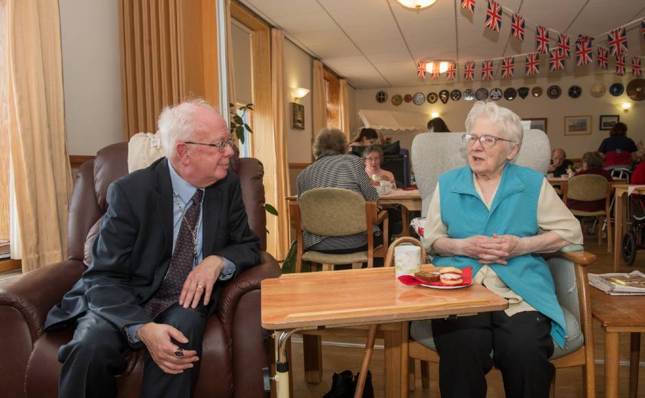 Jim Wallace care home