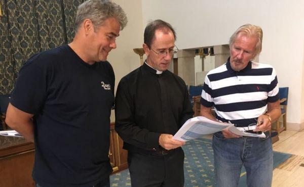 Gordon Kennedy, Angus MacLeod David Robb