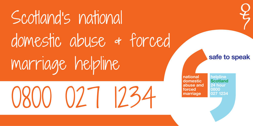 Scotland's Domestic Abuse and Forced Marriage Helpline