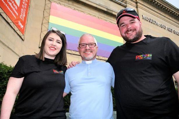 same sex marriage scotland consultation in Staffordshire