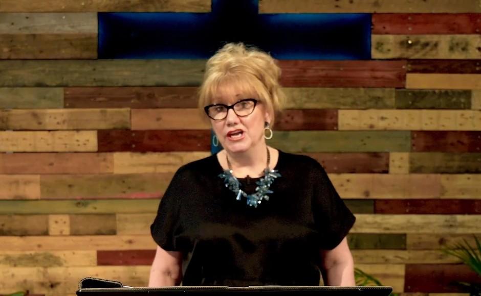 Rev Lorna Fyfe