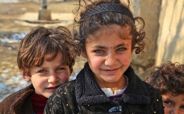 Aghanistan children