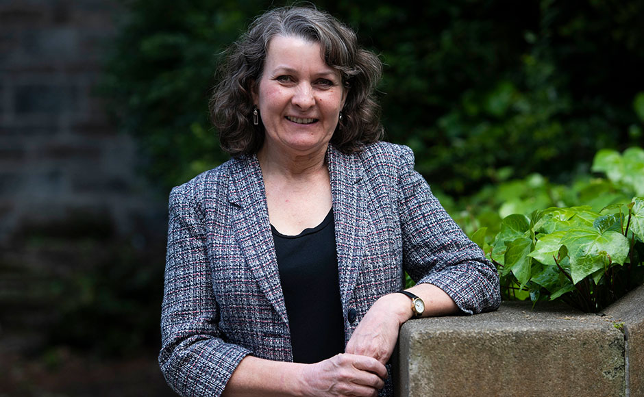 Rev Rosie Frew, convener of the Church of Scotland's Faith Nurture Forum