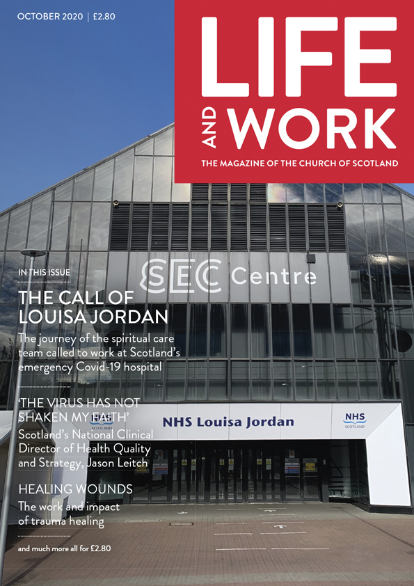 Life and Work October 2020 cover