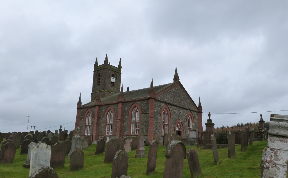 Dunscore Church