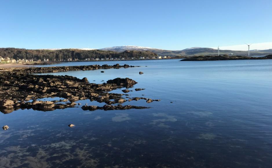 Cumbrae Island