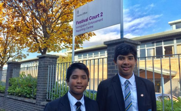 Areeb and Somer Umeed Bakhsh