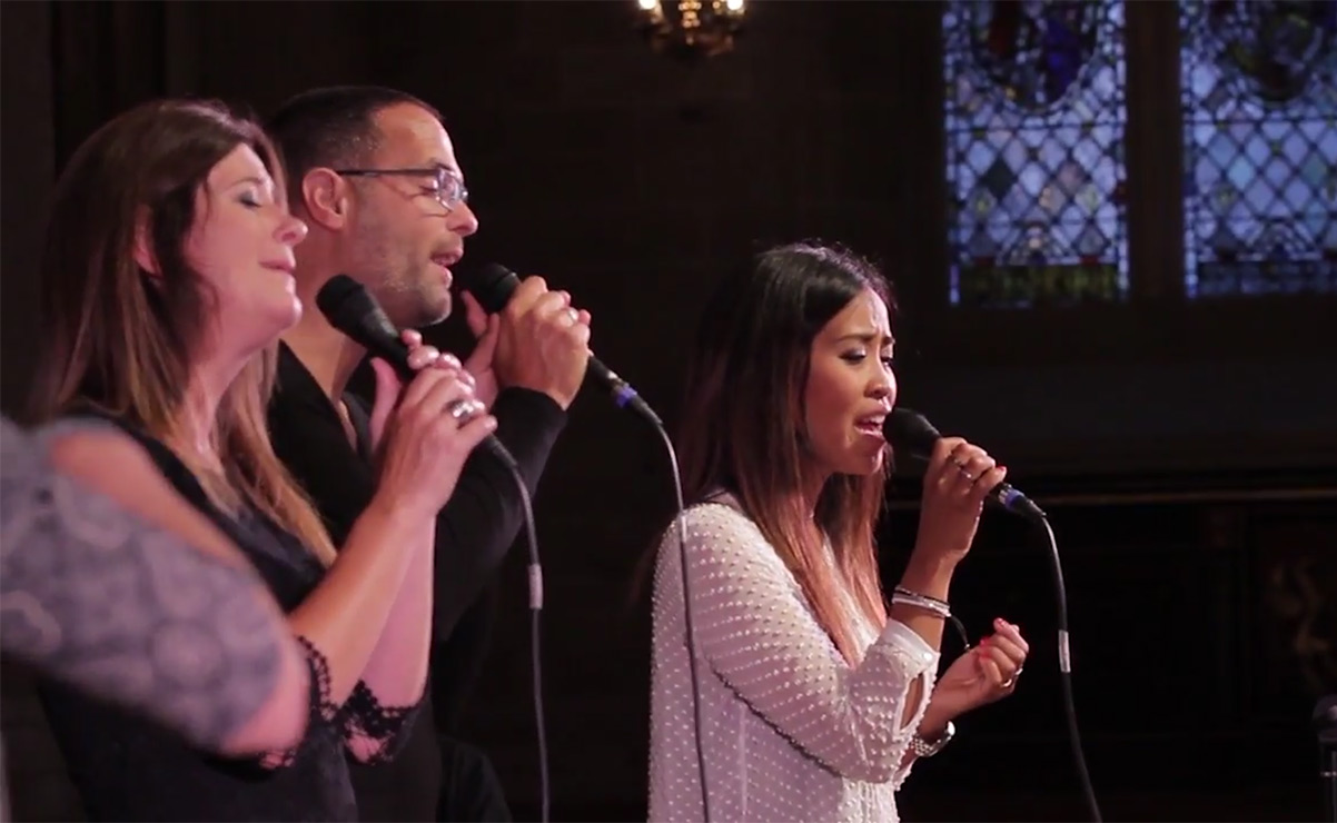 Psalm Project perform Psalm 134