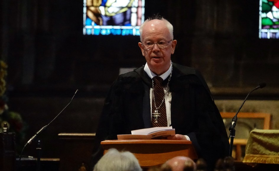 Lord Wallace, Moderator of the General Assembly of the Church of Scotland, at Climate Sunday