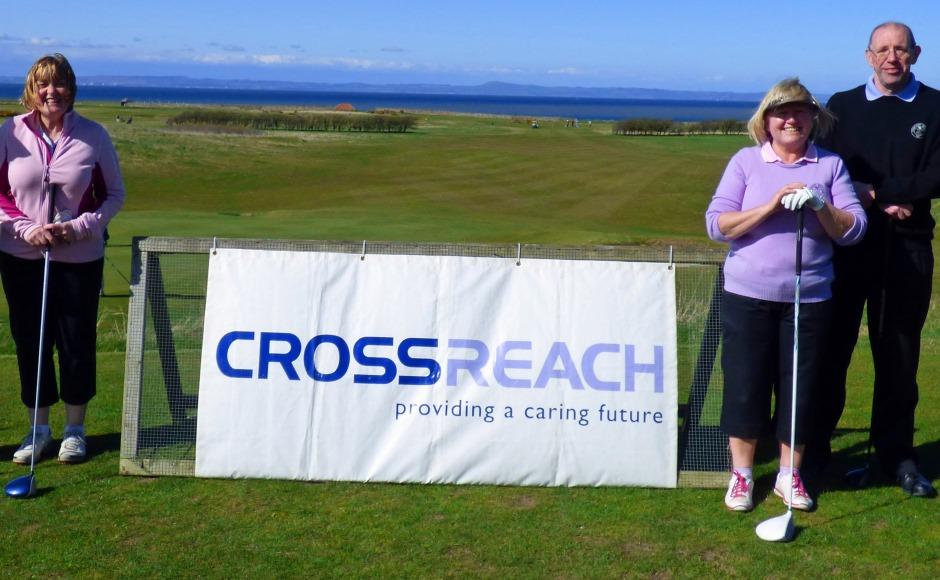CrossReach golf final