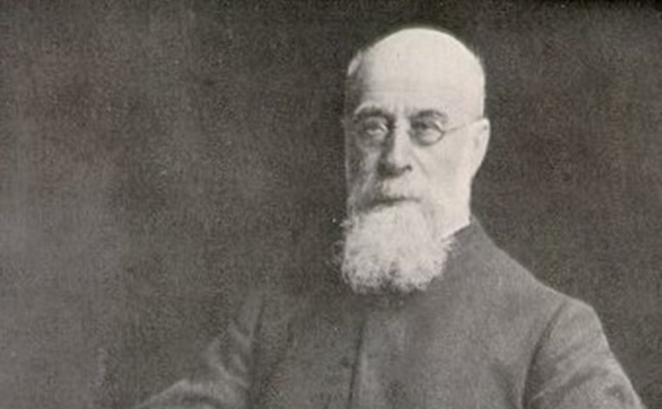 Rev Dr John Ross
