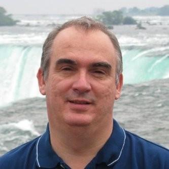 headshot of Ray Martin
