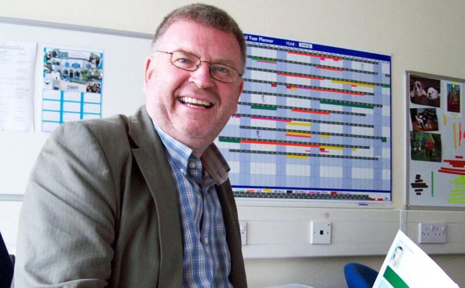 Colin Johnston