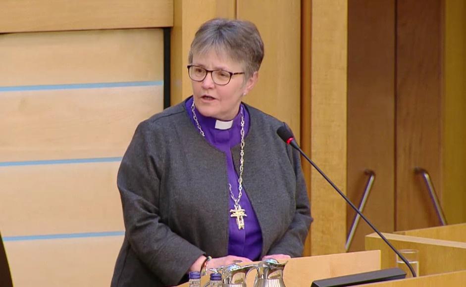 Susan Brown minister