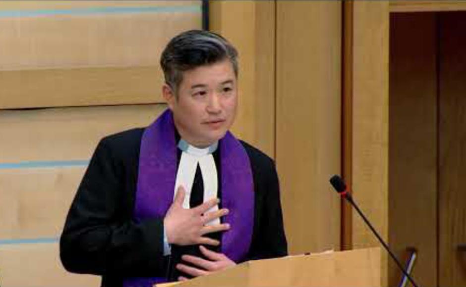 Rev Sang Cha