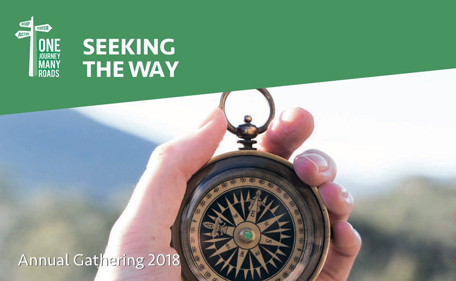Guild Annual Gathering: Seeking the Way