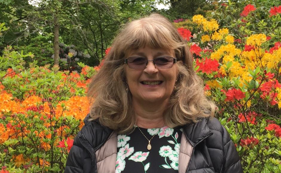 Teacher Margaret MacDonald