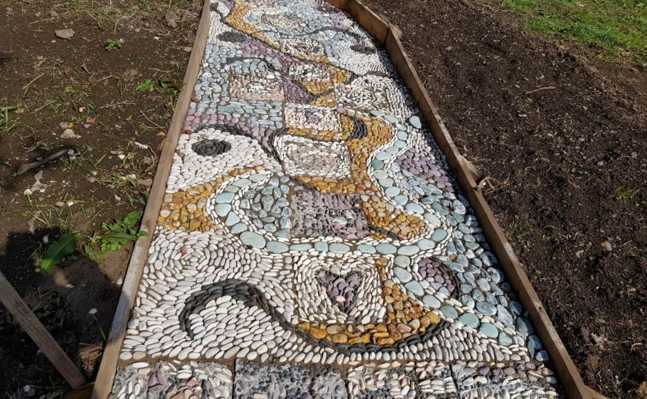 Glebe peace path