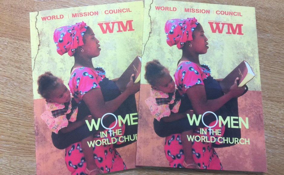 Women in the world Church booklets