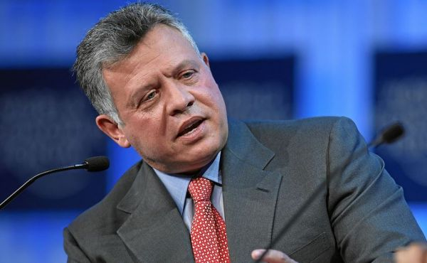 King Abdullah II. Copyright: World Economic Forum