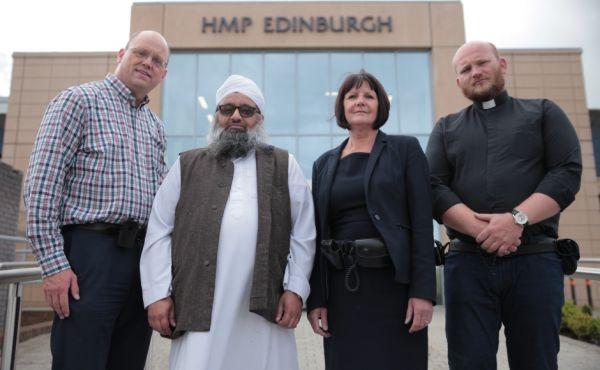 Edinburgh Prison Chaplains