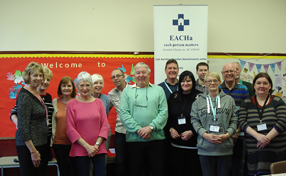 East Ayrshire Churches Housing Action