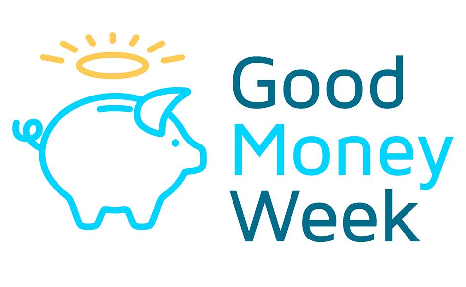 The Good Money Week logo