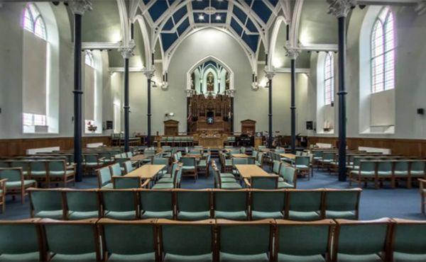 St Andrews Parish Church interior