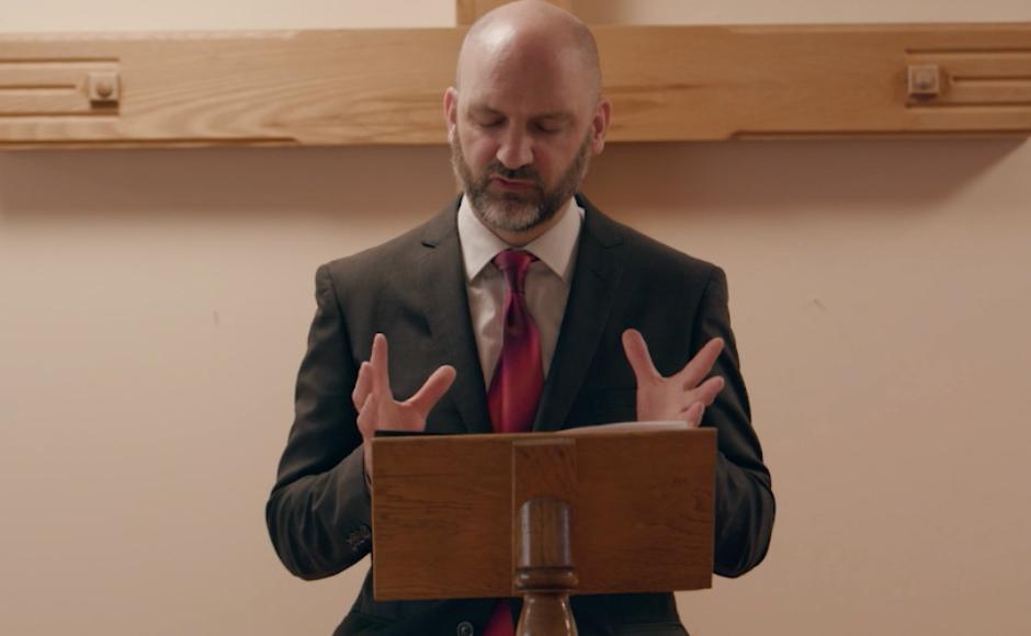 Rev Keith Graham