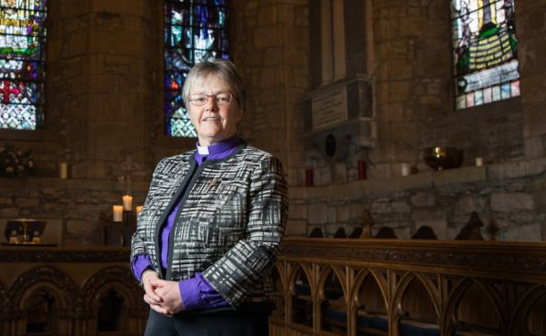 Right Rev Susan Brown