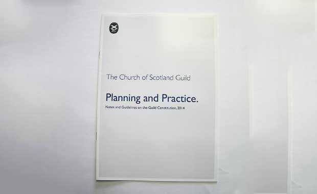 Constitution and Guidelines £1.50