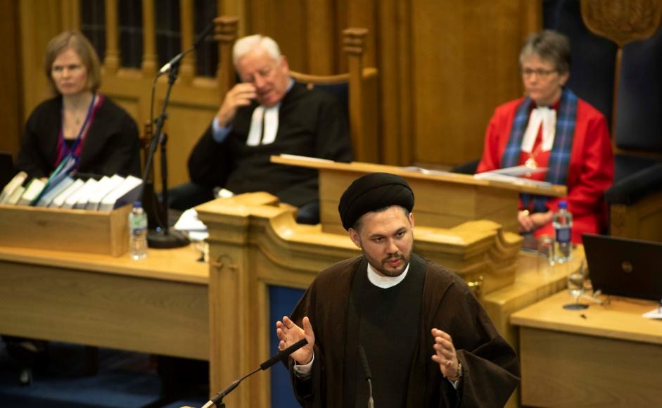 Imam Sayed Razawi