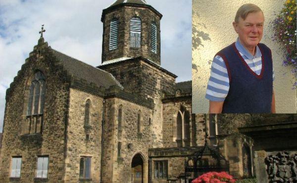 Falkirk Trinity Church Robert Tait