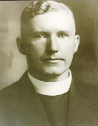 Rev Donald Mackay