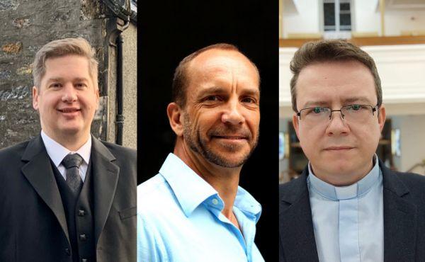 Three new ministers