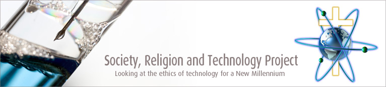 Society Religion and Technology