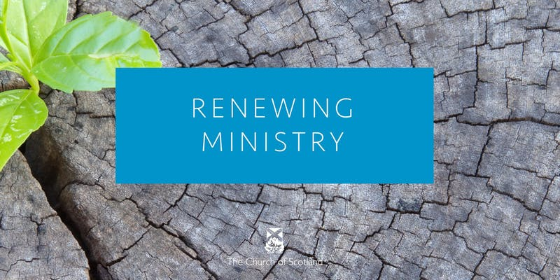 Renewing Ministry