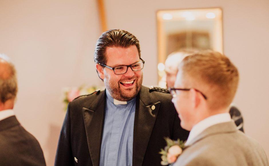 Rev Jonathan Fleming