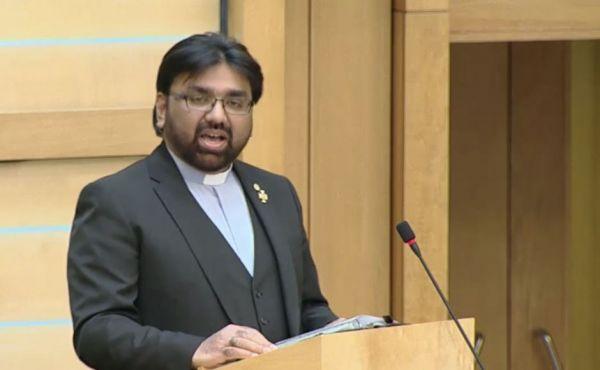 Rev Aftab Gohar
