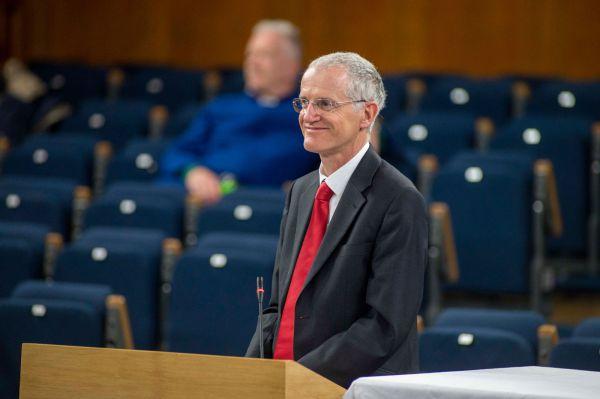 Rev Neil Dougall