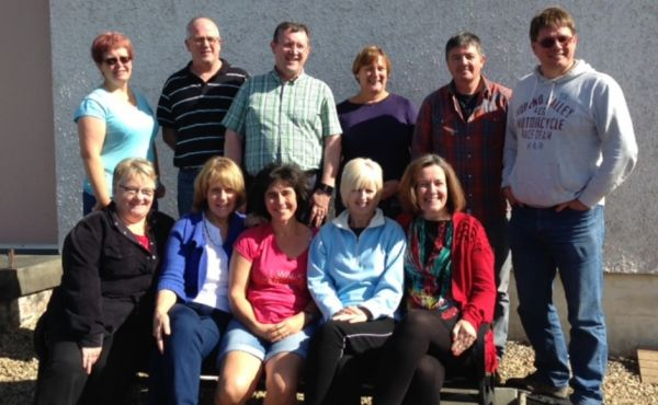 A Path of Renewal Group at Monkton Prestwick North Church
