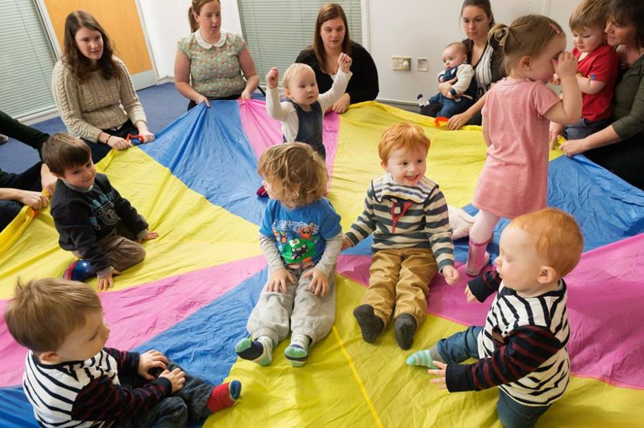 The not-for-profit project operates within Drumchapel, Knightswood and Yoker, providing free services to families and their children from birth right up until they are 13 years old.